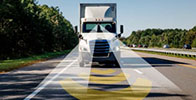 Truck with Active Safety Systems