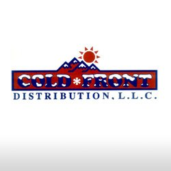 Cold Front Distribution Logo