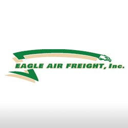 Eagle Air Freight Logo