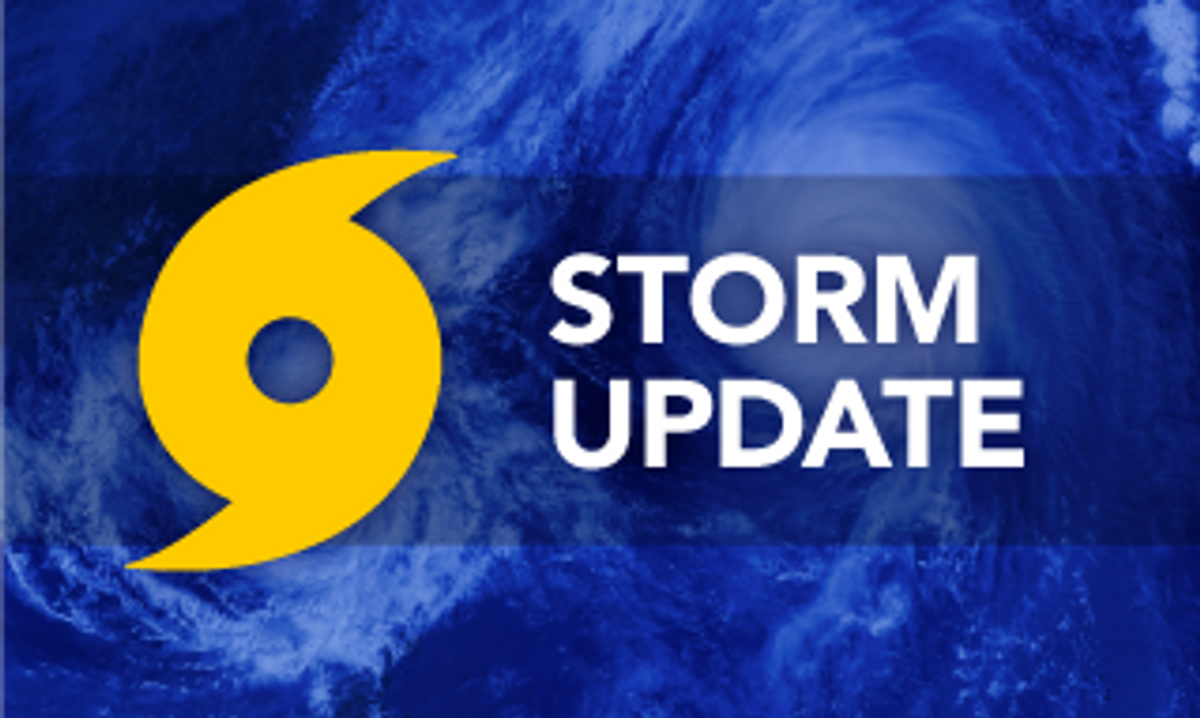 hurcciane storm update